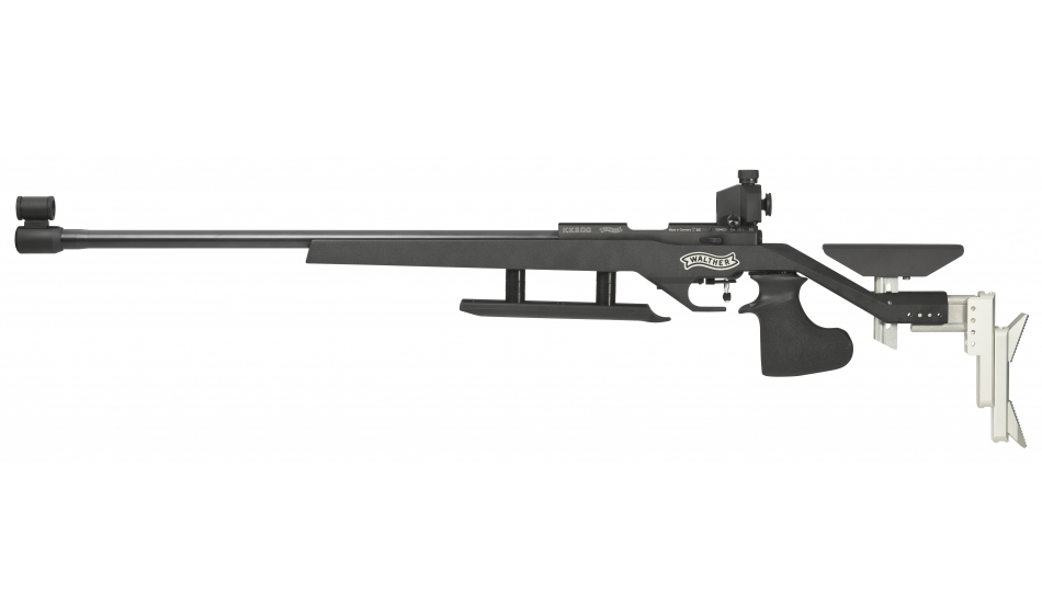 Walther Kk300 Blacktec Match Small Bore Rifle Right